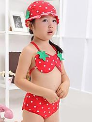 2014 New Strawberry Bikini Girls