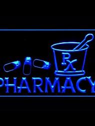 Pharmacy Pills Advertising LED Light Sign