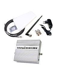 Home use GSM900 1800mhz mobile signal booster
