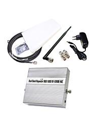 Uso Doméstico GSM900 1800MHz sinal móvel impulsionador