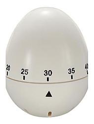 60 мин популярным прекрасный яйцевидной формы механической кухонный таймер приготовления пищи отсчет