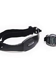 водонепроницаемый HRM-2803 многофункциональный секундомер с беспроводной импульса пульсометр спортивные наручные часы