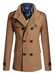TaiChang™ Men's Double-breasted Trench Coat