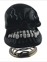 Carking ™ DIY Decoración de coches Skull Primavera