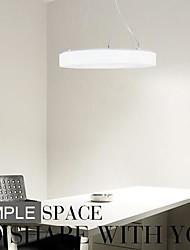 Pendant Lights 55W White Light Acrylic Metal Simple Modern