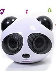 Netter Panda Portable USB Mini-Lautsprecher mit Radio-Funktion WS-666