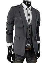 Ноно корейский 3d тонкий пиджак