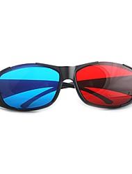 m&k miopia geral vermelhos óculos 3D azuis para computador
