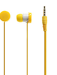 CAM-08 High Quality  In-Ear Earphones With  Microphone
