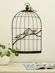 Wrought Iron Cage Hanging
