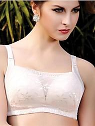 Delle donne sexy del merletto wireless senza spalline Stile Bra