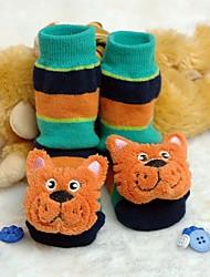 Baby Shower Tiger Baby Sock