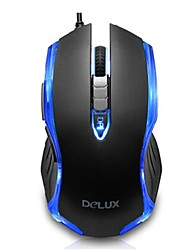 Delux M556 Mouse 1600DPI  Wired