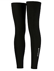 SAHOO Summer Thin Sun-resistant Black Leggings Cycling Leg Sleeves