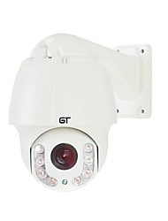 GT VIEW 10X Optical Zoom(5-50mm) Onvif Indoor/Outdoor 2MP 1920*1080P IR IP Mini Speed Dome Camera