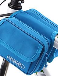 Bike Frame Bag Cycling/Bike For Waterproof / Reflective Strip / Wearable , Blue , PVC / 600D Polyester)
