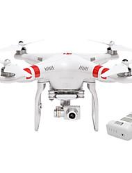 DJI Phantom2 Visão + Quadcopter com câmera HD e 3-Axis Gimbal com bateria extra