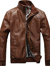 Men's new leather