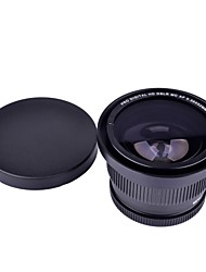 52mm 0.35x super Fisheye Grand Angle pour Canon Nikon Sony Fuji Photo