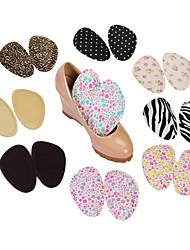 palmilhas algodão / pastilhas para sapatos um par