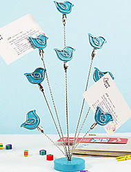 Elegant Small Birds Design Memo Clips