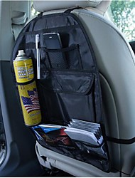 Back Seat of Chair Car Multi Pocket Storage Auto Storage Bag Car Seat Dustproof Protective Sleeve