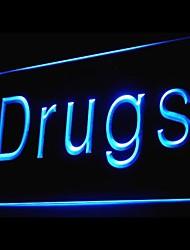 Drugs Store Advertising LED Light Sign