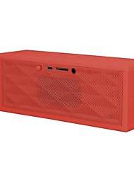 Super Performance Bigbox HIFI forme de losange puce Bluetooth Speaker (couleurs assorties)
