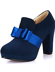 Women's Shoes Round Toe Chunky Heel Ankle Boots More Colors availableble