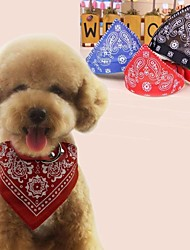 Stylish pet Scarf Collar for Pets Dogs