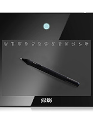 UGEE Huiying EX05 Digital Writing and Painting Graphic Tablet with Rechargeable Pen
