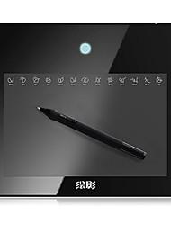 escritura digital ugee huiying EX05 y la pintura de la tableta gráfica con lápiz recargable