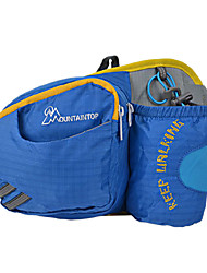 tergal montagne 3l sac bleu en plein air de la taille multifonctionnel