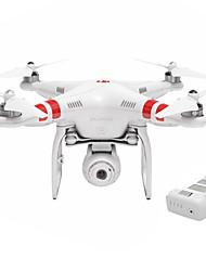 DJI Phantom2 Visão 5.8G Radio FPV Camera Quadcopter de vídeo com bateria extra