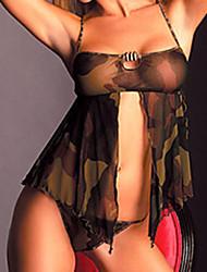 Meiqu Sexy Lingerie Homewear 9029(Screen Color)