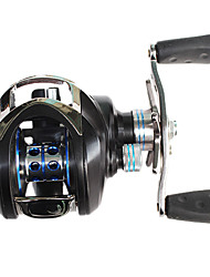 Multicolor Stainless Water Drop Spinning Fishing Reels