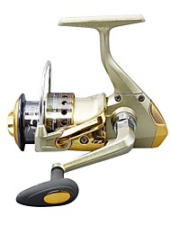 Jundao 11BB 0.20/220 Spinning Fishing Reel with Worm Shaft Transmission System