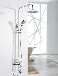 JOMOO ™ liga de cobre com elevador Chuveiro 9 polegadas spray Top