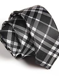 SKTEJOAN® Men's Business Suits  Polyester Narrow Wedding Tie (Width: 5CM)