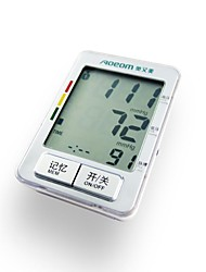 AOEOM®  Arm Auto Blood Pressure Monitor 30~280mmHg ,±3mmHg,4 x AA batteries (Included) 	Pulse and Heart Rate Measuring