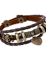 Love Handmade Leather Bracelet