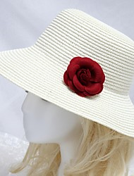 Women's / Flower Girl's Paper Headpiece-Special Occasion / Casual / Outdoor Hats