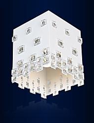 Lampes de plafond, une lumière, simple cristal moderne MS-86359