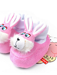 planos del talón de los holgazanes de confort zapatos de las lanas de los niños