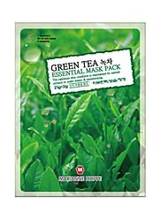 Marianne Hoppe Green Tea Essential mask Pack
