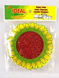 Sunflower kitchen Clean Ball,Sponge 10×10×10 CM(3.9×3.9×3.9 INCH)