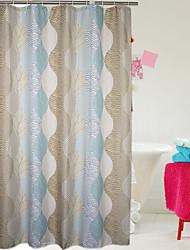 Artistic Paisley Elegant Shower Curtain