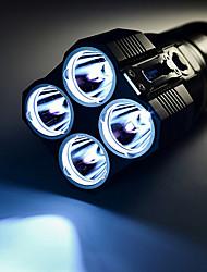 Nitecore® Lanternas LED 3500 Lumens Modo Cree XM-L U2 18650.0 / CR123A Prova-de-Água Multifunções Liga de Aluminio
