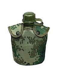 Outdoor 1L  PVC Digital Jungle Water Bottle 02