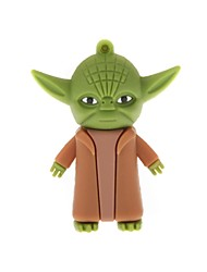 personagem Yoda zp drive flash usb 8gb